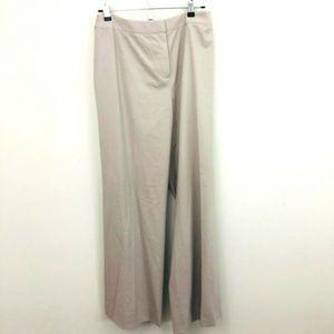 Lafayette 148 Menswear Style Trouser Dress Pants
